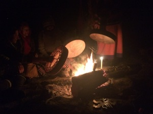 Warming Our Drums